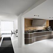 别墅精致厨房设计