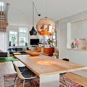 北欧风格厨房设计