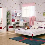 儿童房床图片