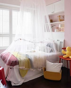 两居室北欧风格简约时尚公寓装修效果图