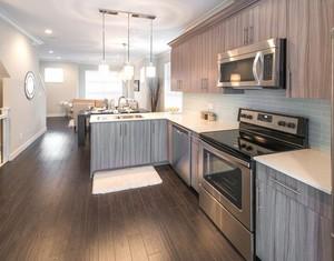 2016别墅厨房室内设计装修效果图欣赏