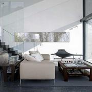 简约风格创意客厅装修