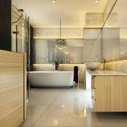 90平米欧式卫生间室内设计装修效果图