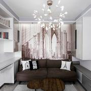 客厅窗帘装修