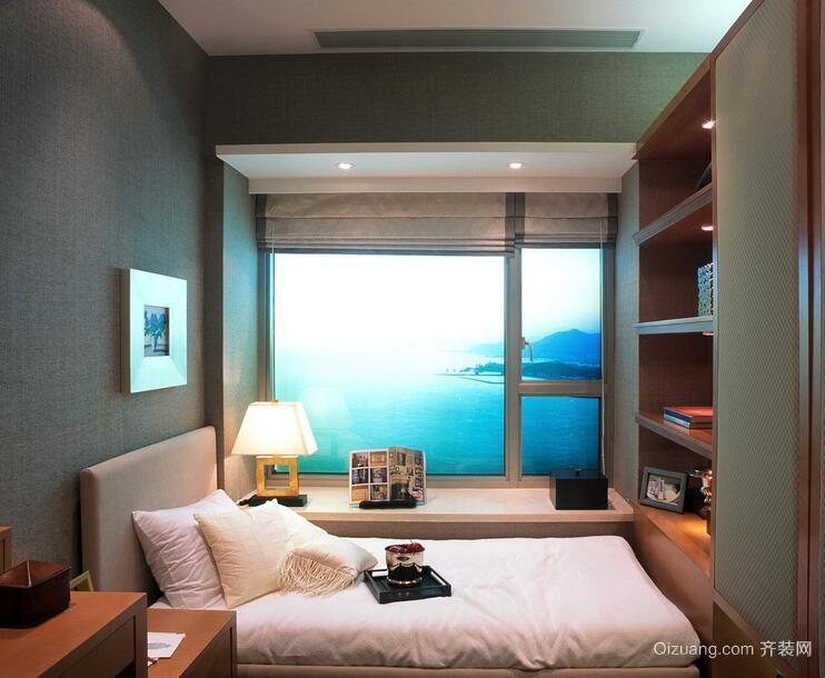 2016精美的欧式大户型卧室吊顶设计装修效果图