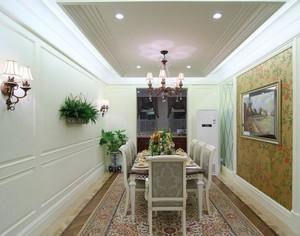 欧式小户型餐厅室内设计装修效果图实例