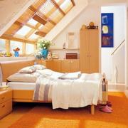 阁楼卧室卧室