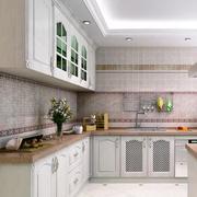 2016精美的别墅欧式厨房设计装修效果图欣赏
