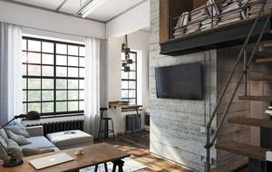 40平米小公寓客厅装修