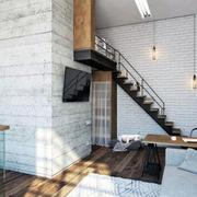 公寓楼梯装修效果图