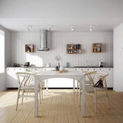 北欧风格厨房餐厅设计