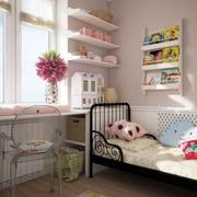 创意温馨儿童房装修
