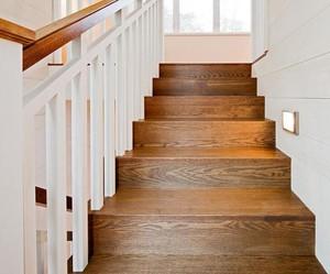 经典的大户型欧式楼梯设计装修效果图