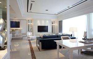 欧式风格精致三居室装修效果图赏析