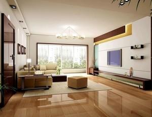 别墅型欧式风格客厅吊顶装修效果图欣赏