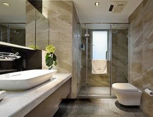 精致欧式小户型卫生间装修效果图实例
