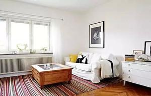 70平米北欧风格复式小楼精致室内设计装修效果图鉴赏