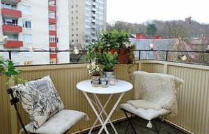 北欧风格110平米简约时尚公寓设计实景效果图