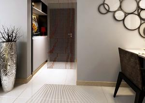 5平米现代简约风格精致进门玄关装修效果图