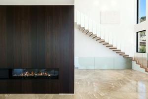 北欧风格自然简约创意复式楼楼梯装修效果图大全