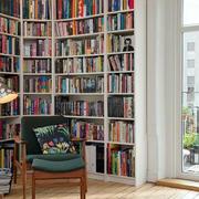 时尚创意大书房装修效果图