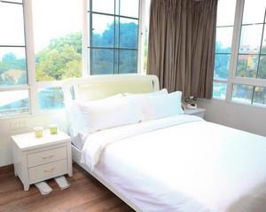 2016小户型欧式卧室吊顶装修效果图实例