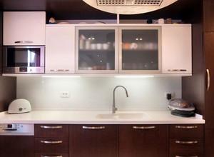 小户型欧式厨房室内装修效果图欣赏