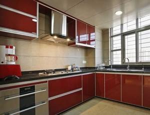 大户型欧式风格厨房吊顶装修效果图欣赏