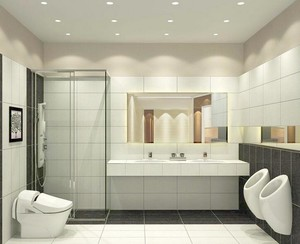 90平米大户型欧式卫生间室内装修效果图欣赏