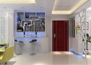 大户型欧式精致酒柜设计装修效果图欣赏