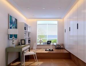 90平米现代室内榻榻米装修效果图鉴赏