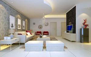 小户型精致风格时尚小客厅装修效果图赏析