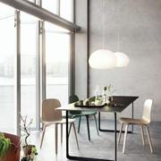 92平米现代loft风格简约时尚创意餐厅装修效果图