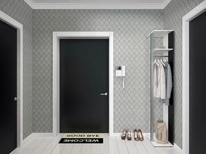 50平米色彩缤纷简约小公寓装修效果图赏析