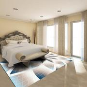 2016现代别墅卧室设计装修效果图欣赏