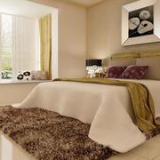 欧式90平米大户型卧室设计装修效果图