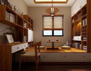 2016现代卧室榻榻米设计装修效果图鉴赏
