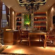 空间其他欧式酒柜别墅装修