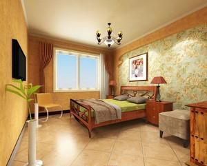 经典的大户型欧式风格卧室装修效果图鉴赏