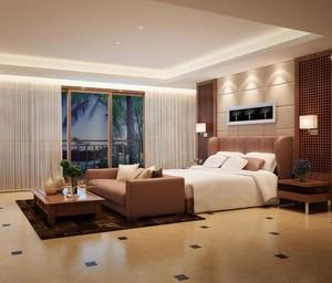 2016别墅室内卧室设计装修效果图欣赏