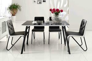 二居室现代简约风格餐厅装修效果图