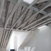 2016年别墅型简约风格阁楼室内装修效果图