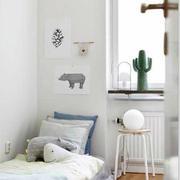 北欧风格两居室简约儿童房装修效果图
