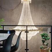简约时尚单身公寓创意吊顶实景图