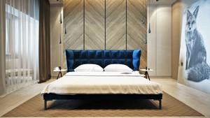 100平米现代风格温馨舒适公寓装修效果图赏析