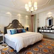 90平米欧式古典风格儿童房装修效果图