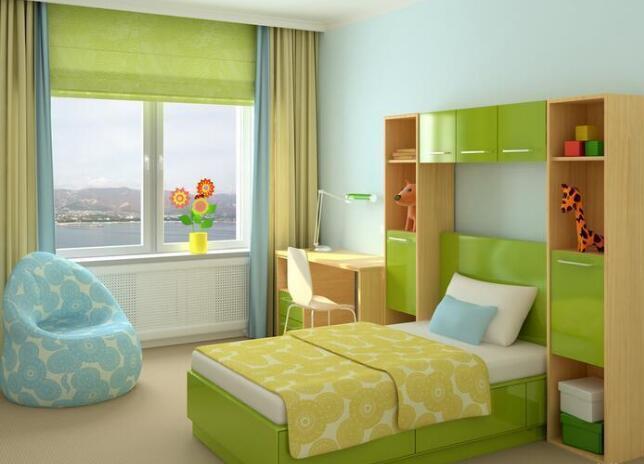 环保儿童房设计