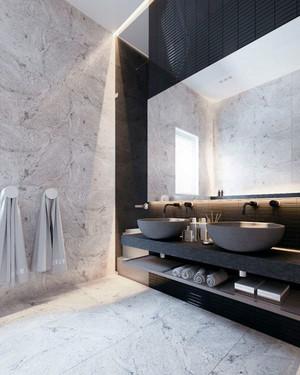 现代简约风格创意别墅室内设计装修效果图鉴赏