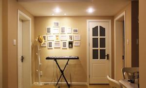 小户型欧式风格照片墙装修效果图
