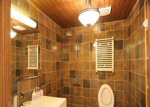 美式精致公寓整体卧室装修效果图